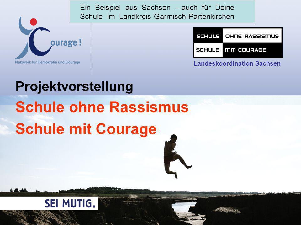 Schule ohne Rassismus Schule mit Courage Projektvorstellung