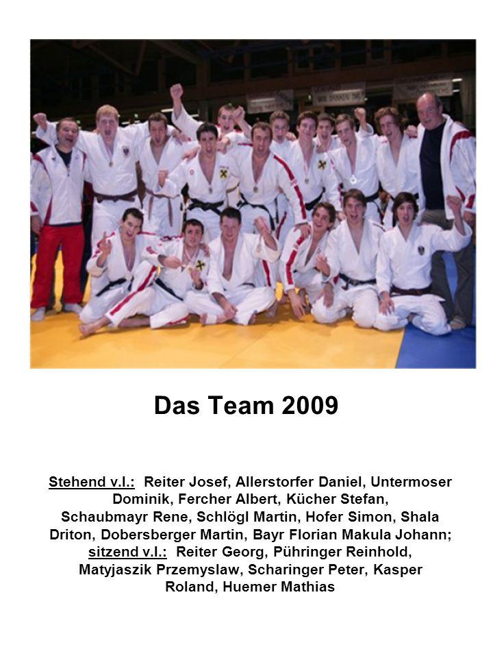Das Team 2009