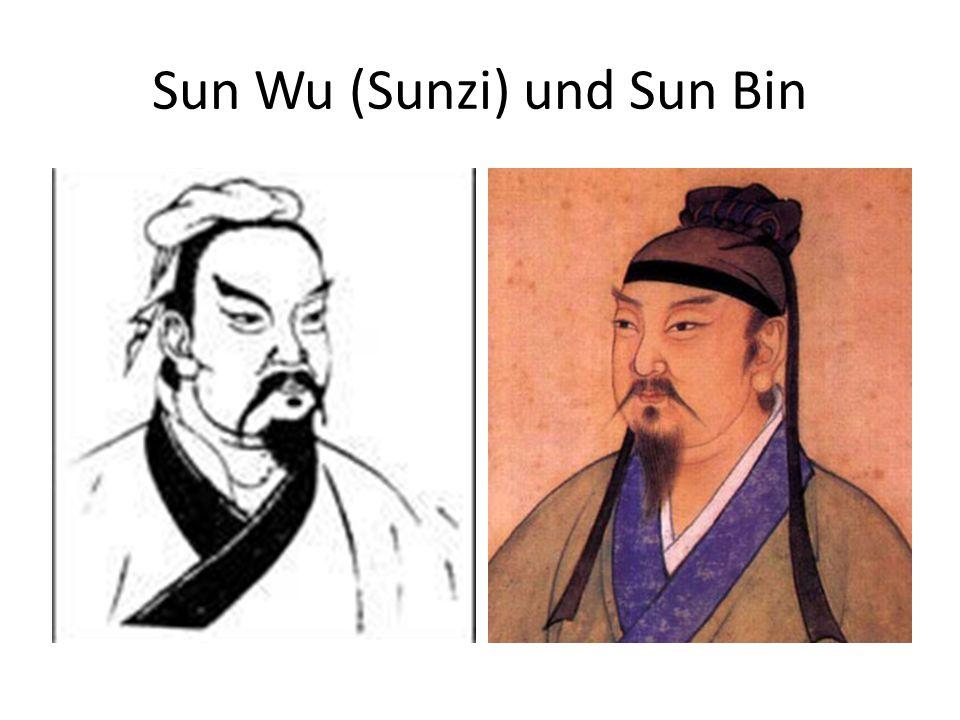 Sun Wu (Sunzi) und Sun Bin