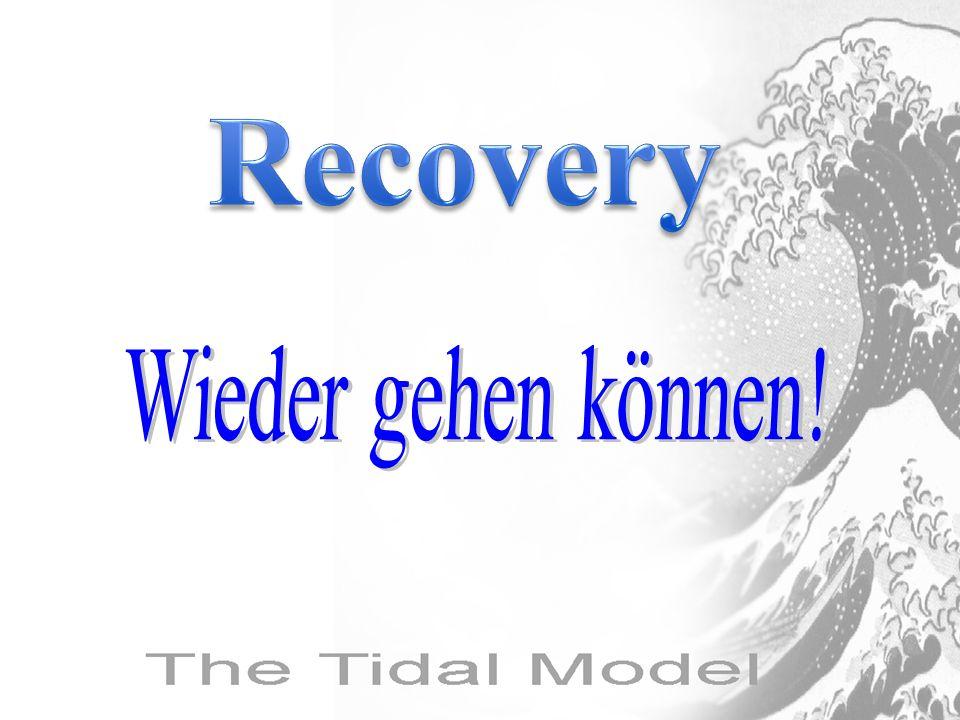 Recovery Wieder gehen können!