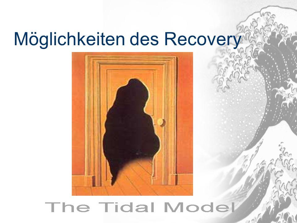Möglichkeiten des Recovery