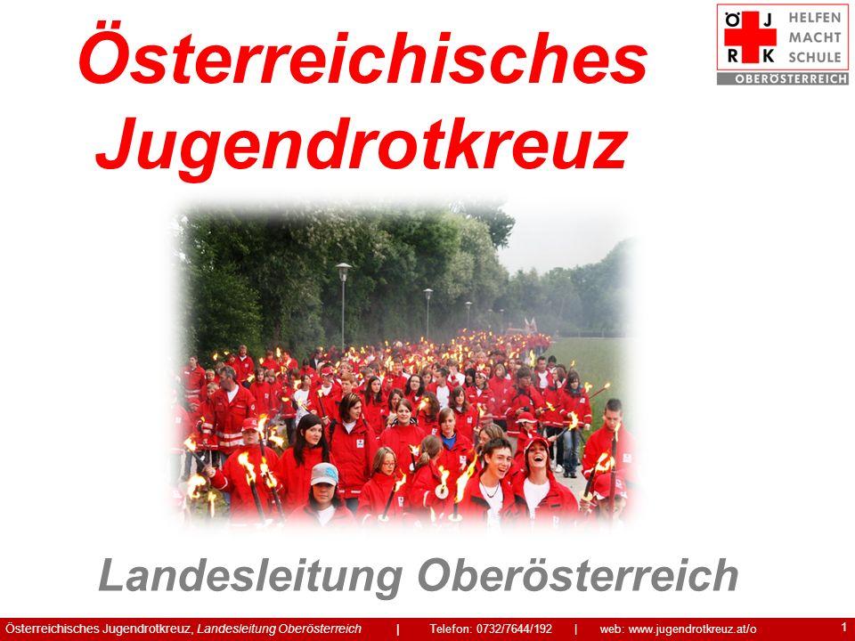 Österreichisches Jugendrotkreuz