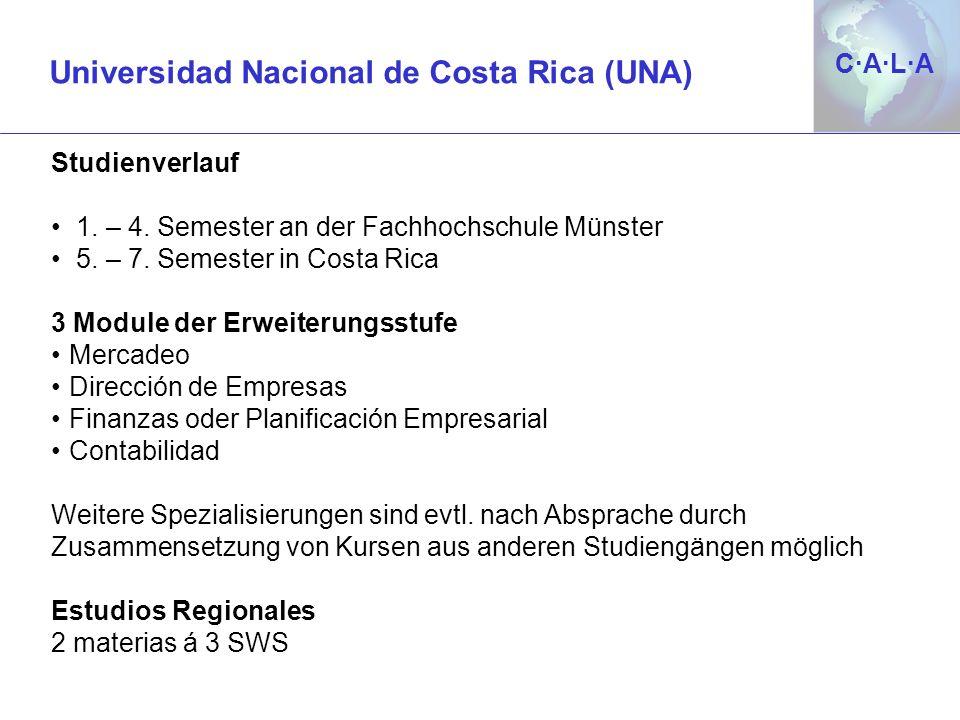 Universidad Nacional de Costa Rica (UNA)