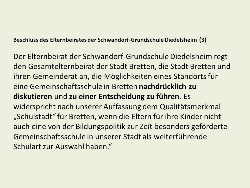 Beschluss des Elternbeirates der Schwandorf-Grundschule Diedelsheim (3)