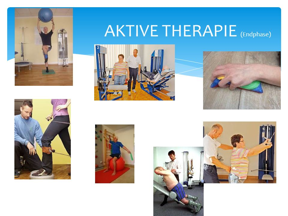AKTIVE THERAPIE (Endphase)