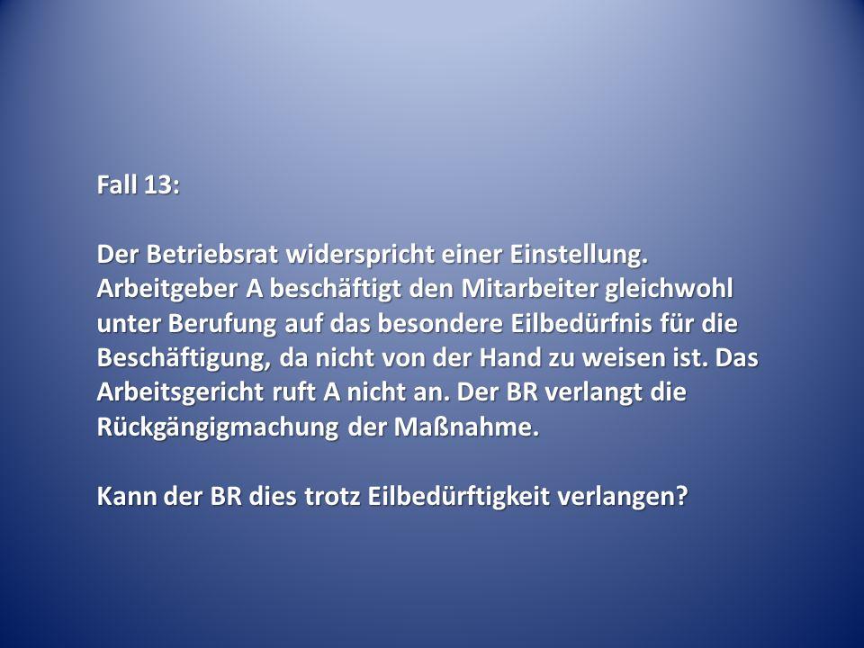 Fall 13: