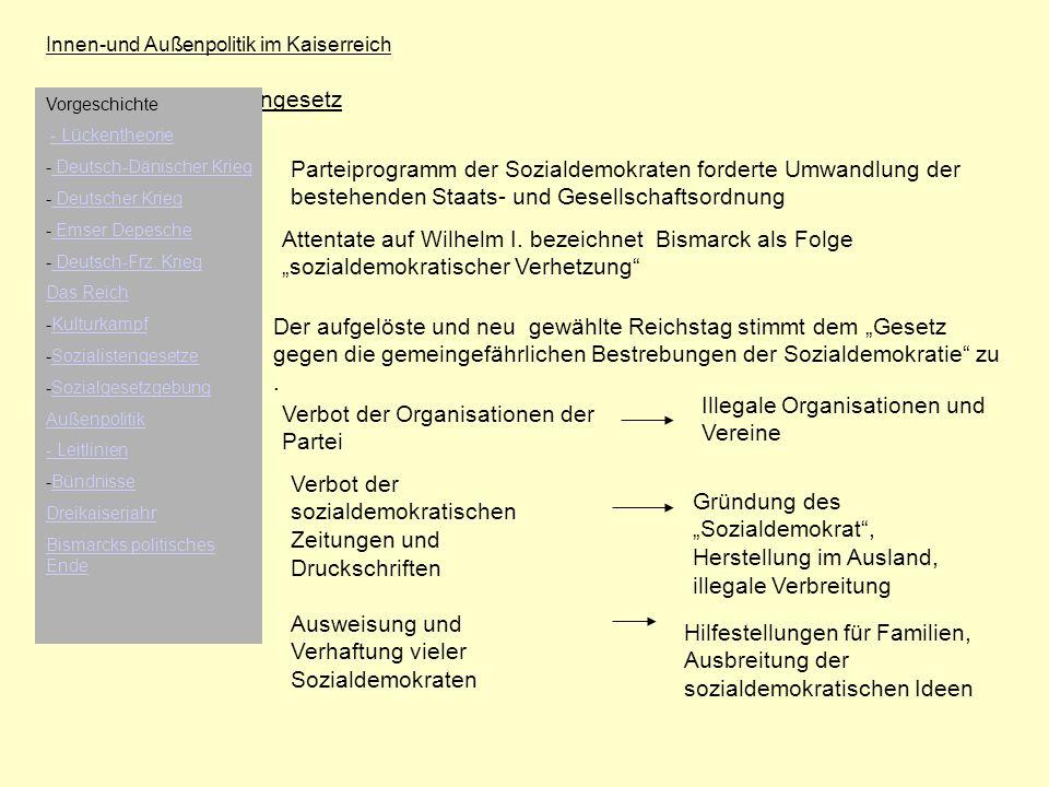 Illegale Organisationen und Vereine