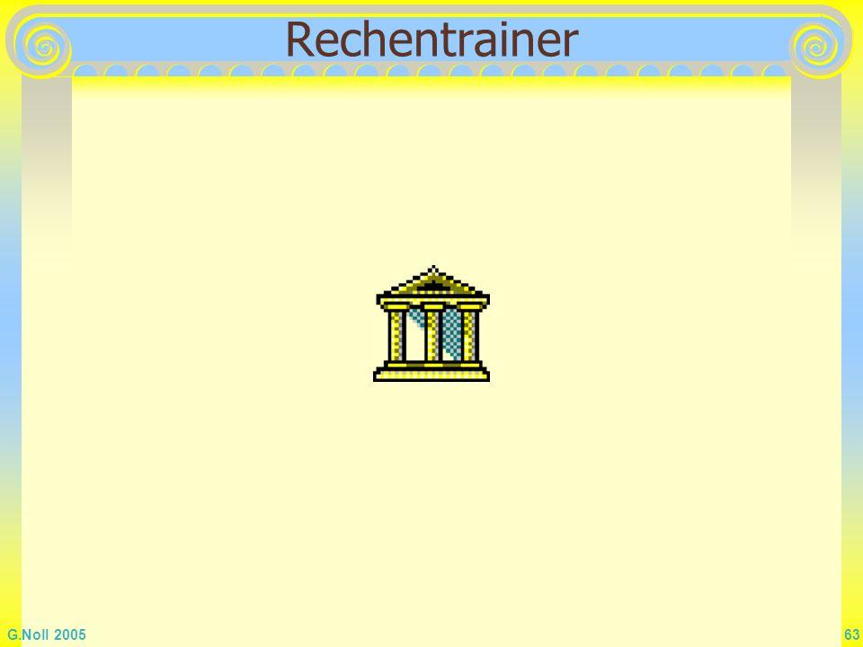 Rechentrainer