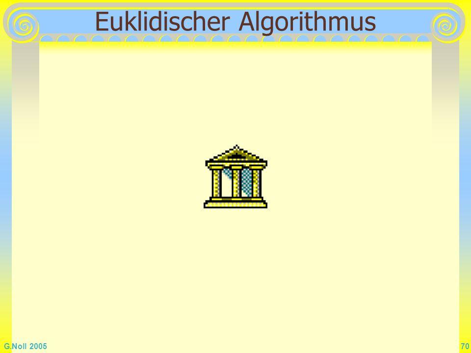 Euklidischer Algorithmus