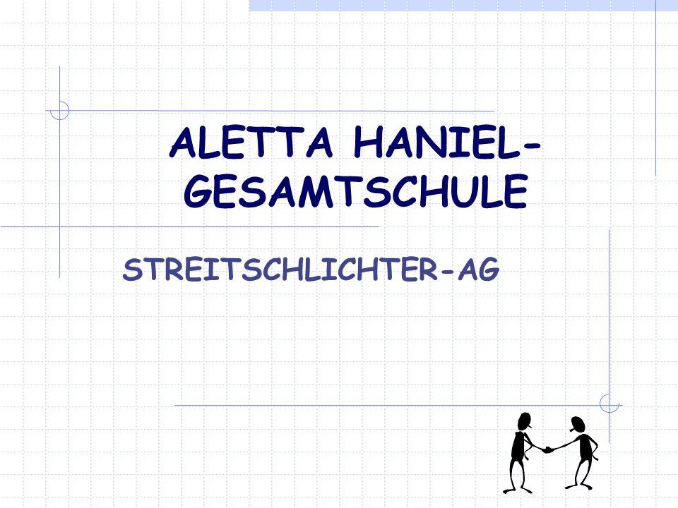 ALETTA HANIEL- GESAMTSCHULE