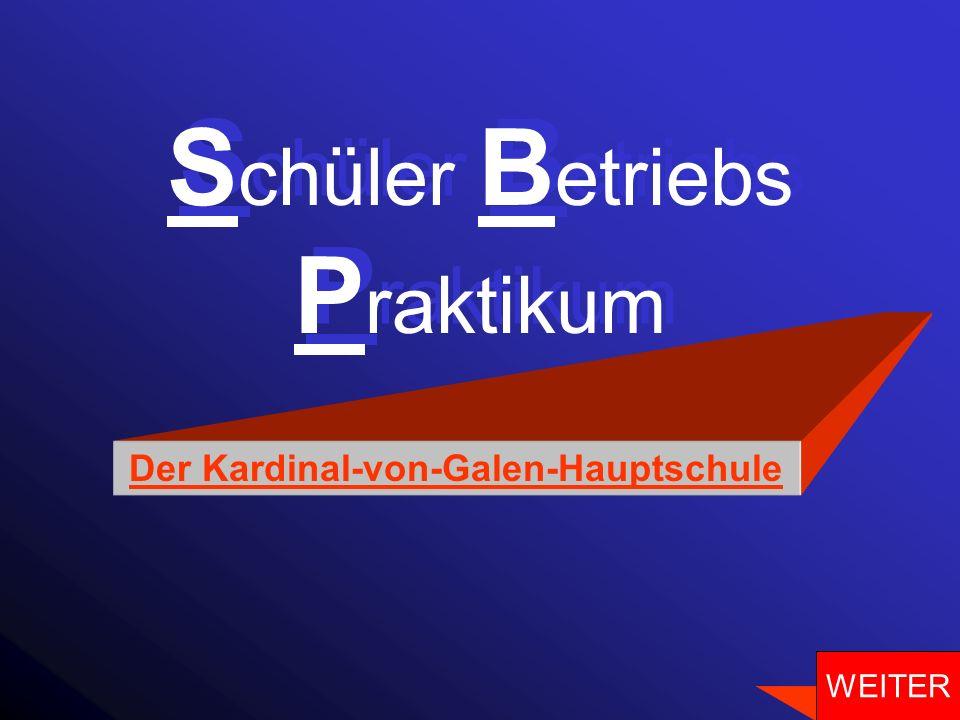 Der Kardinal-von-Galen-Hauptschule