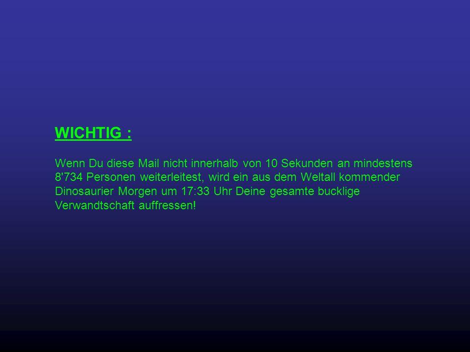 WICHTIG :
