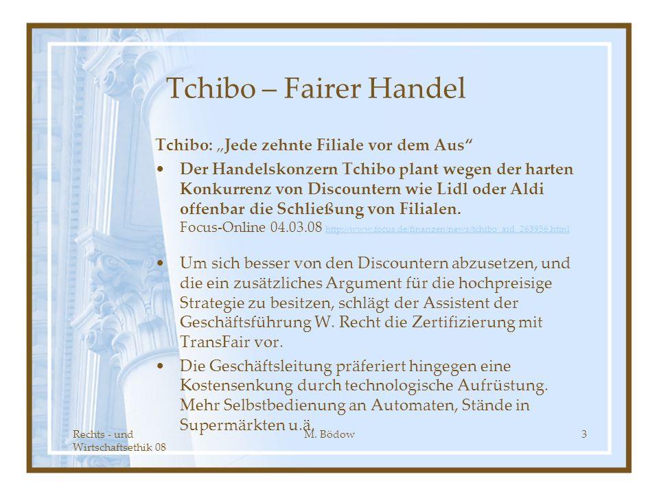"Tchibo – Fairer Handel Tchibo: ""Jede zehnte Filiale vor dem Aus"