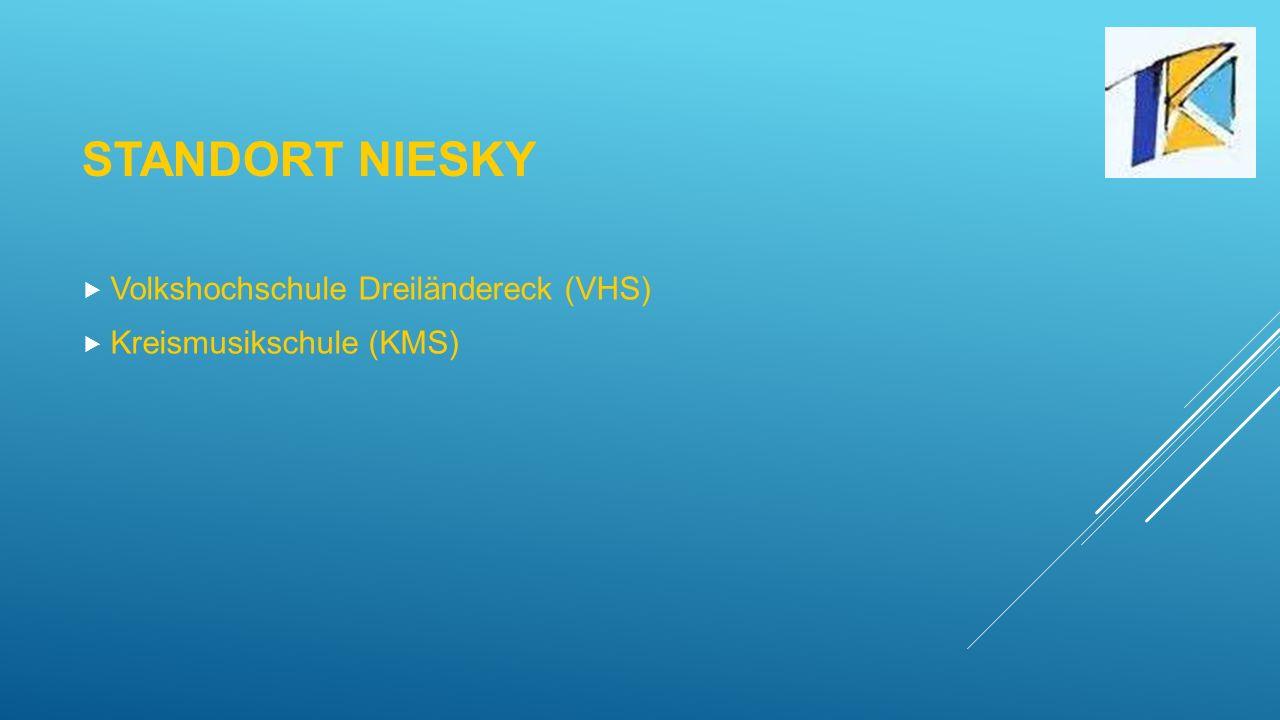 Standort Niesky Volkshochschule Dreiländereck (VHS)