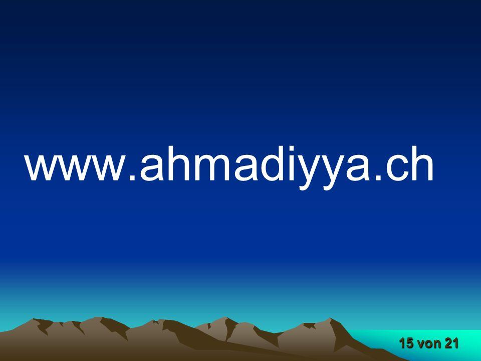 www.ahmadiyya.ch