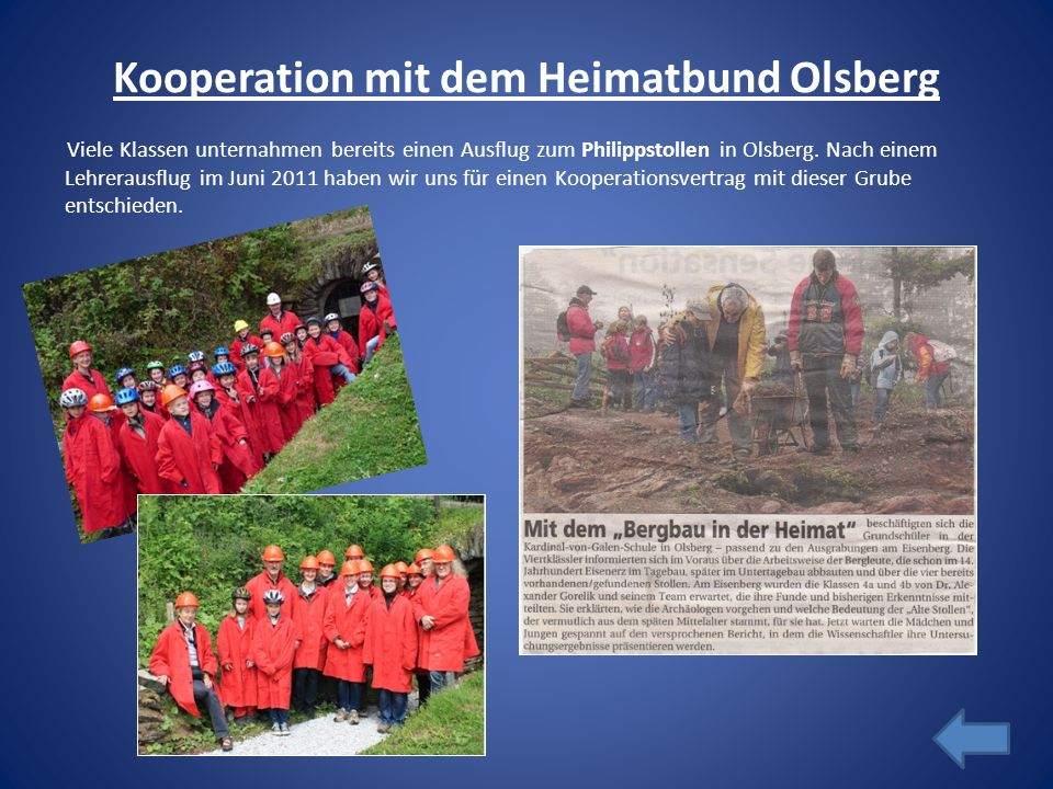 Kooperation mit dem Heimatbund Olsberg