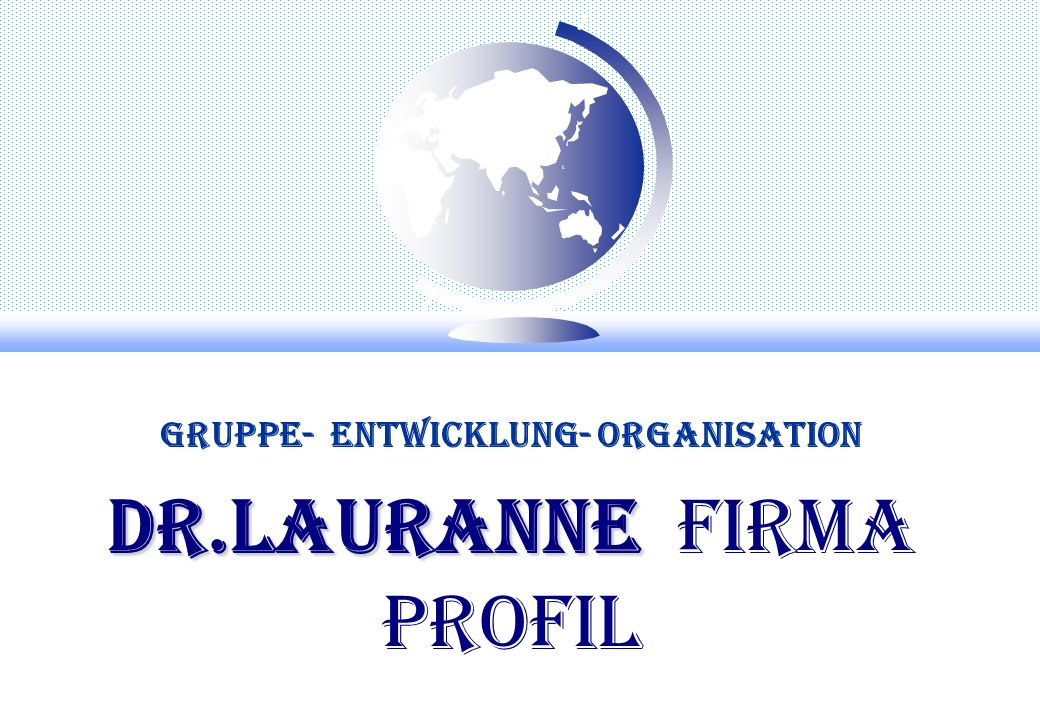 Dr.Lauranne FIRMA profil