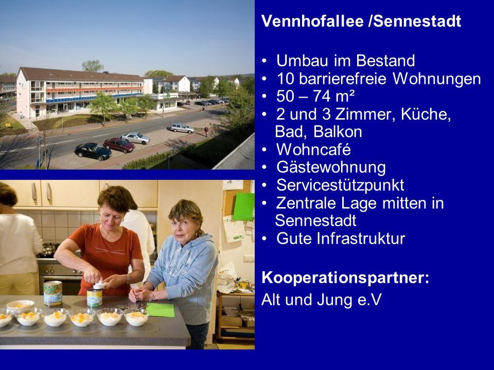 Vennhofallee /Sennestadt