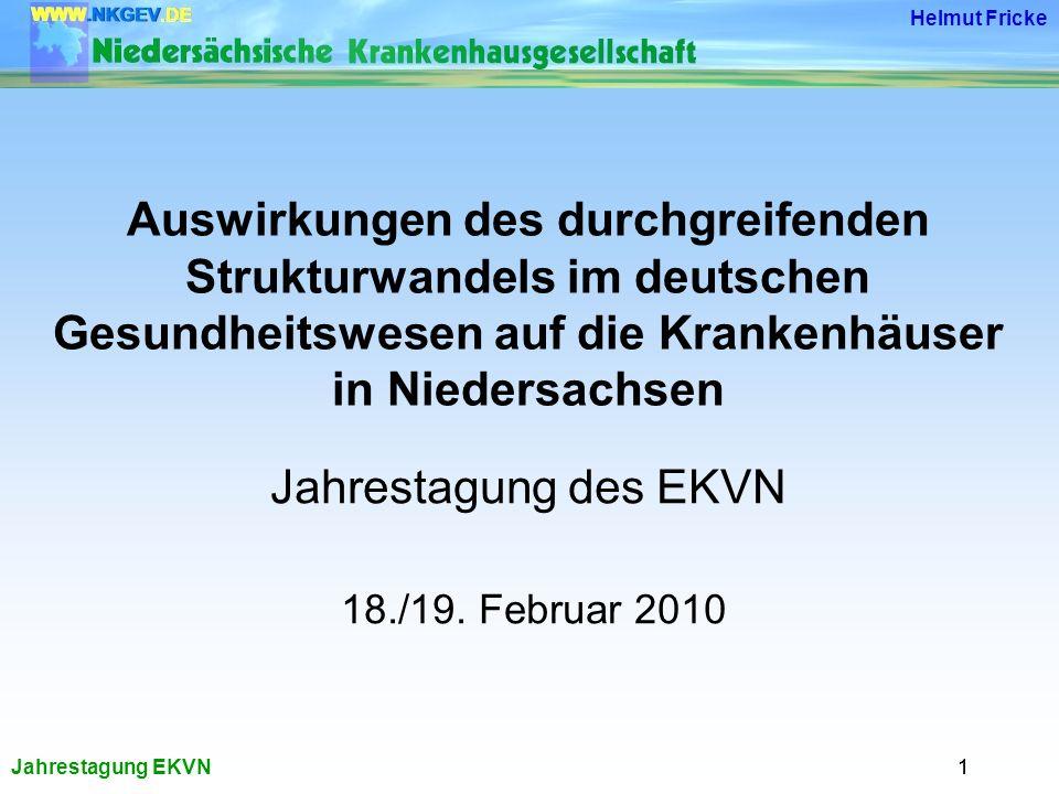 Jahrestagung des EKVN 18./19. Februar 2010