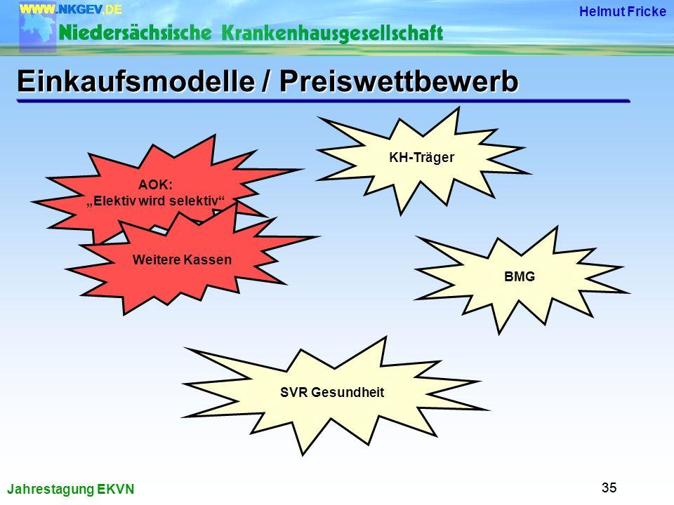 "AOK: ""Elektiv wird selektiv"