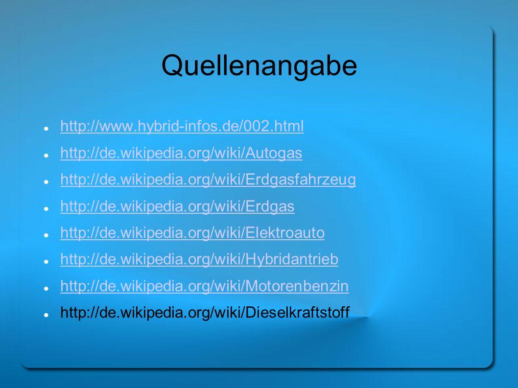 Quellenangabe http://www.hybrid-infos.de/002.html