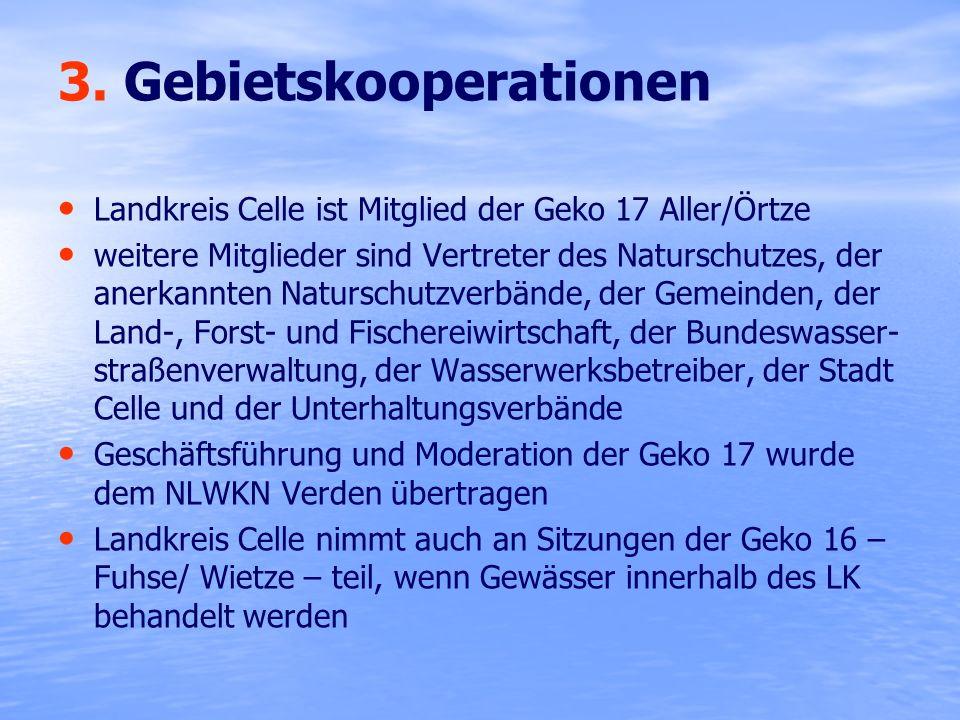 3. Gebietskooperationen
