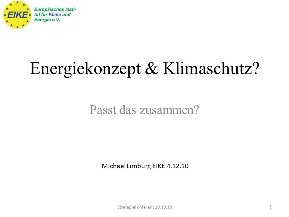 Energiekonzept & Klimaschutz