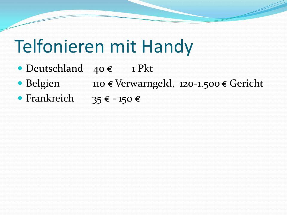 Telfonieren mit Handy Deutschland 40 € 1 Pkt
