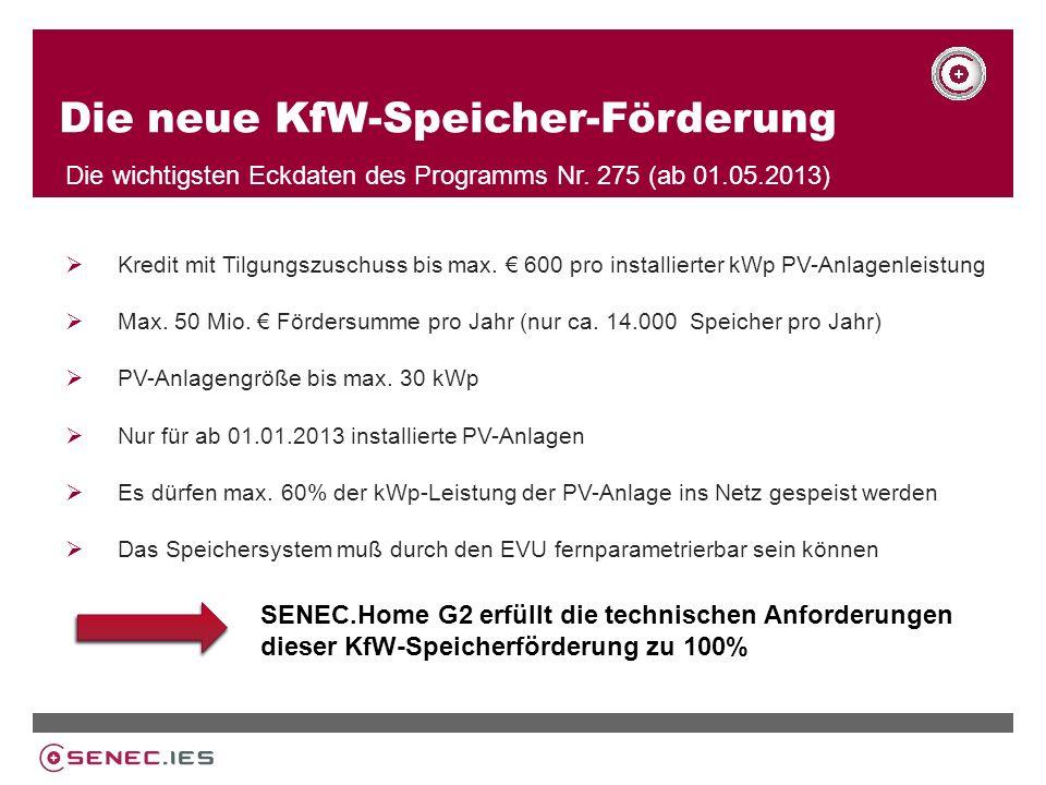 Die neue KfW-Speicher-Förderung