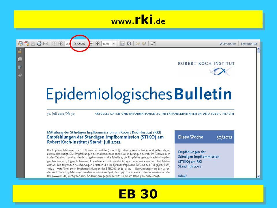 www.rki.de EB 30