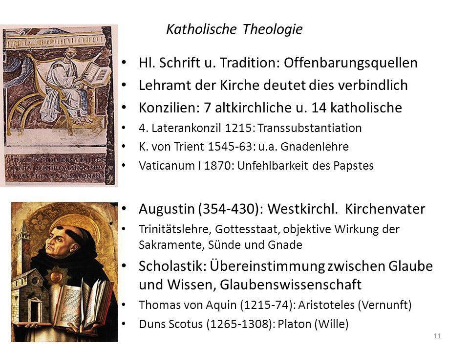 Katholische Theologie