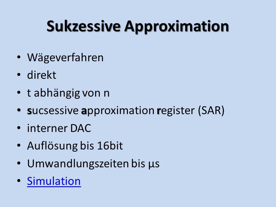 Sukzessive Approximation