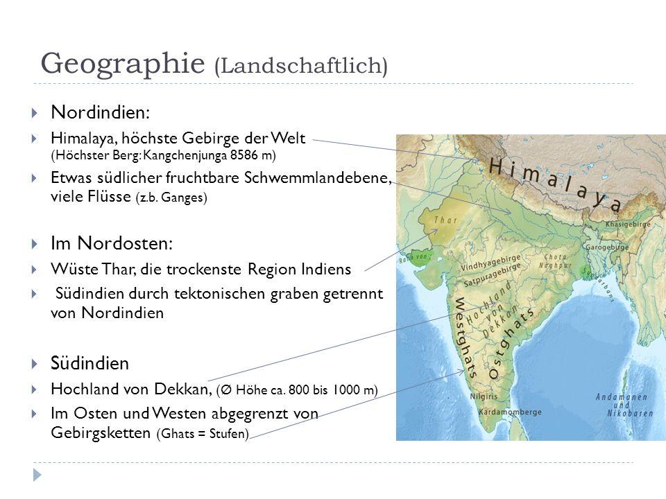 Geographie (Landschaftlich)
