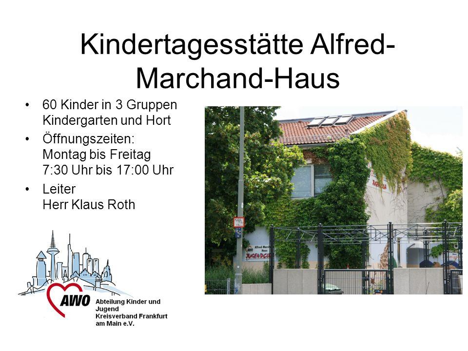Kindertagesstätte Alfred-Marchand-Haus