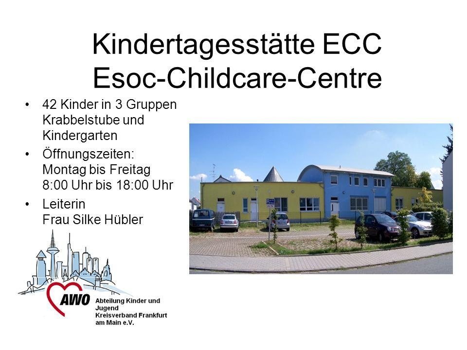 Kindertagesstätte ECC Esoc-Childcare-Centre