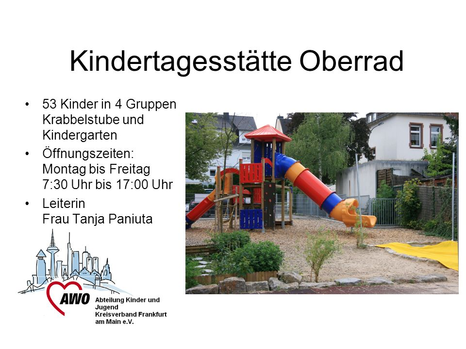 Kindertagesstätte Oberrad