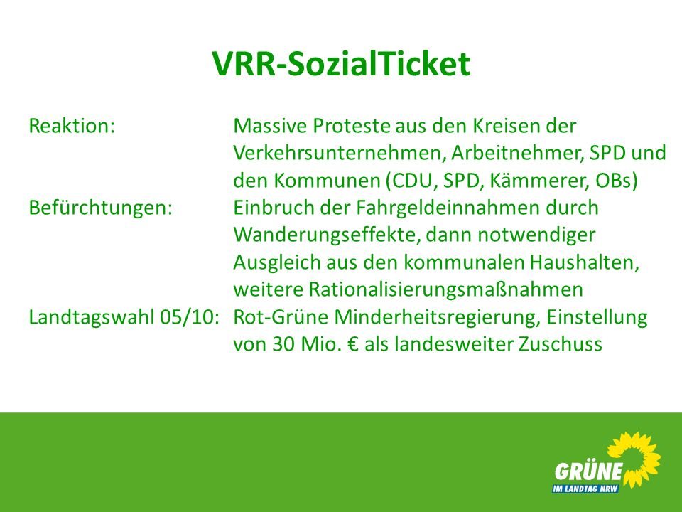 VRR-SozialTicket