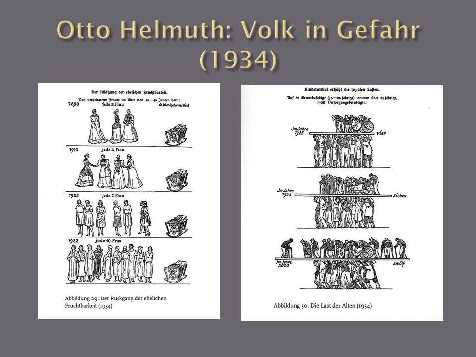 Otto Helmuth: Volk in Gefahr (1934)