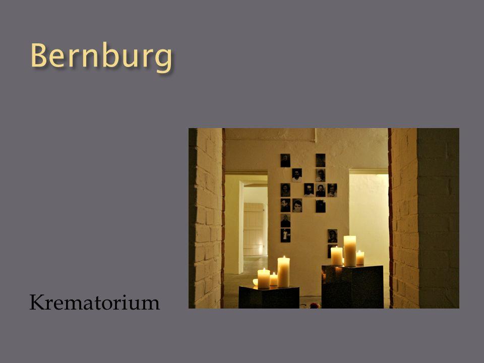 Bernburg Krematorium