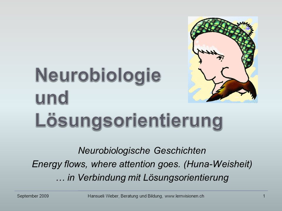Neurobiologie und Lösungsorientierung