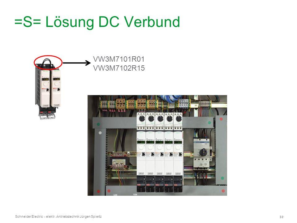 =S= Lösung DC Verbund VW3M7101R01 VW3M7102R15