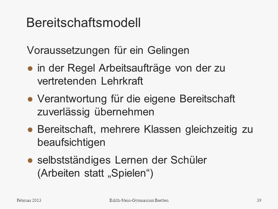 Edith-Stein-Gymnasium Bretten