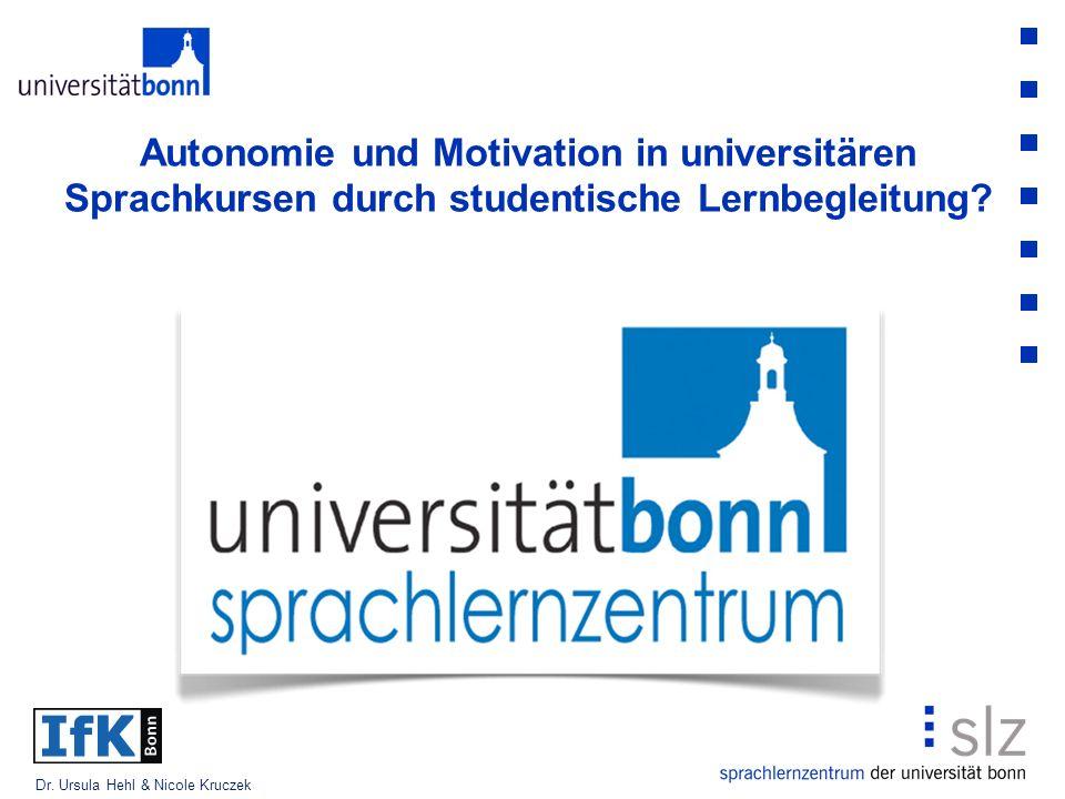 Autonomie und Motivation in universitären Sprachkursen durch studentische Lernbegleitung
