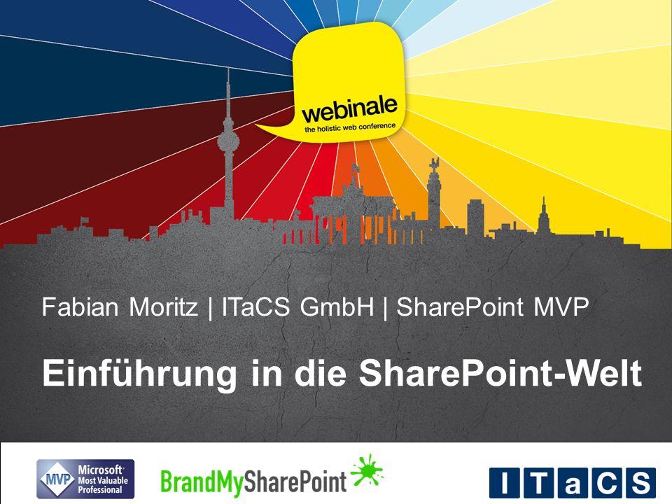 Fabian Moritz | ITaCS GmbH | SharePoint MVP