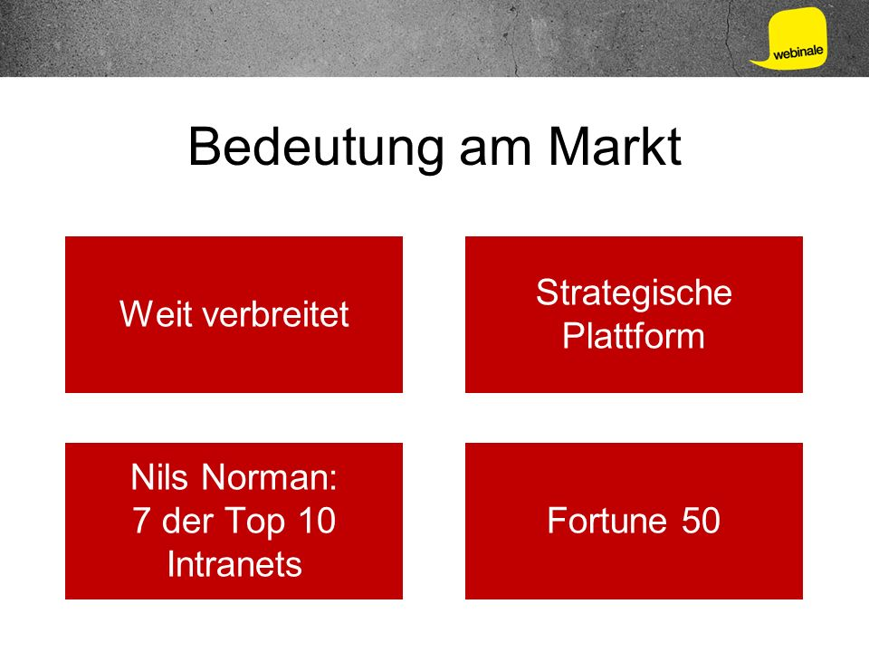Strategische Plattform