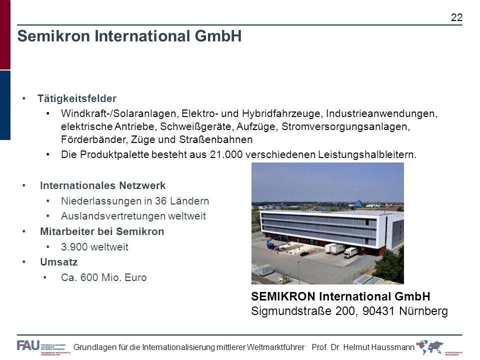 Semikron International GmbH