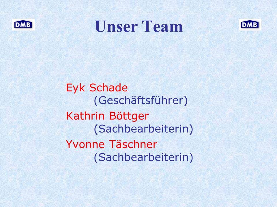 Unser Team Eyk Schade (Geschäftsführer)