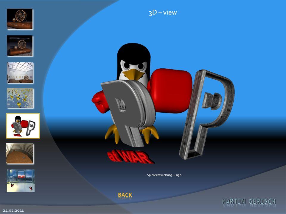 Spieleentwicklung - Logo