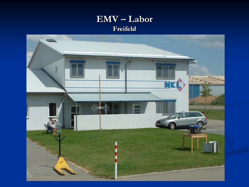 EMV – Labor Freifeld