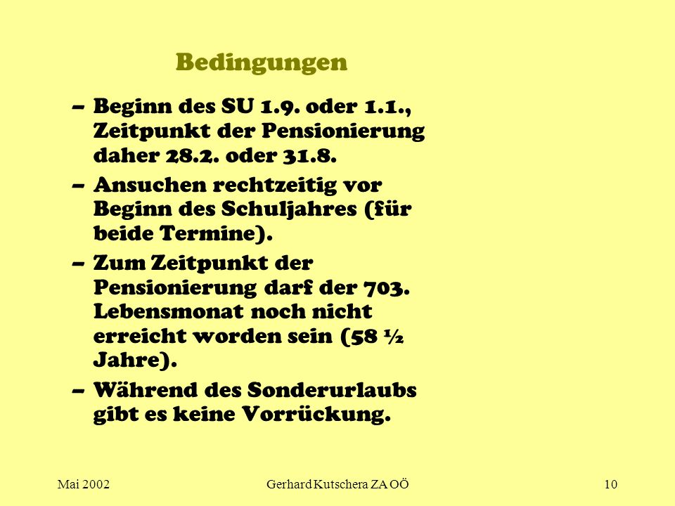 Gerhard Kutschera ZA OÖ